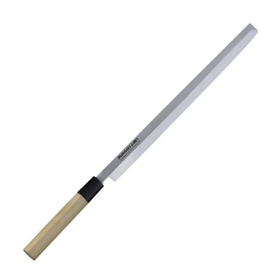 Poisson Tako Sashimi 33 cm manche Bois (Yoshikin bunmei)