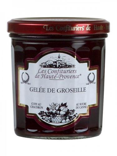 Gelée de Groseille - 370 g (Confituriers de Haute-Provence)
