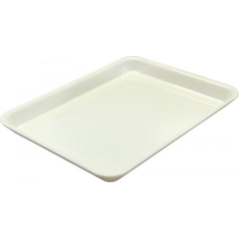 Plat Plexi blanc - 250x180x17 mm