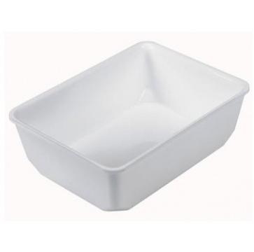Plat Plexi blanc - 295x195x50 mm