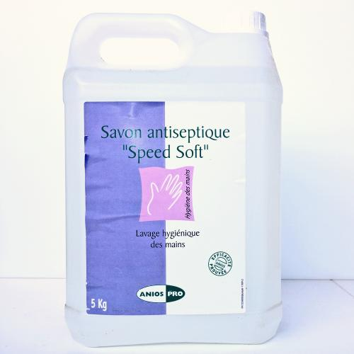 Savon antiseptique Speed soft - 5 L (Anios)